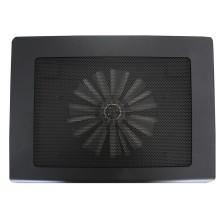 Soporte/refrigerador Portatil 15,6'' Approx Appnbc06B 2Usb 1Vent Led-Azul Negro