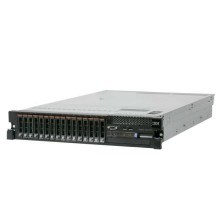 SERVIDOR IBM SYSTEM X3650 M3 RACK | Xeon E5620 2.4GHz | 12 GB Ram | 5x 500GB HDD | CD