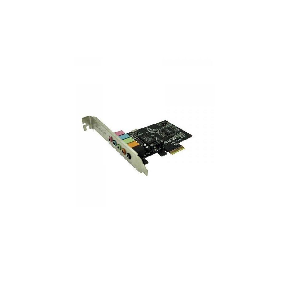 Tarjeta de sonido APPROX APPPCIE51 PCI-E 5.1