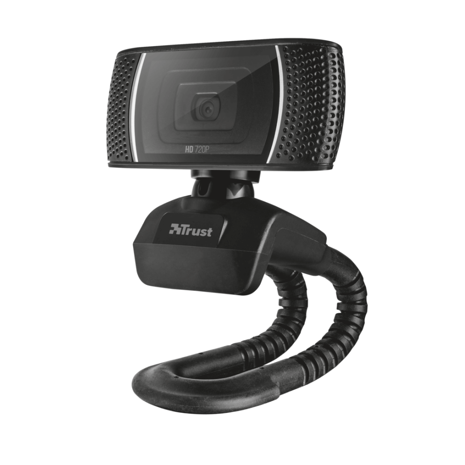 Comprar Webcam Barata Trust Trino HD