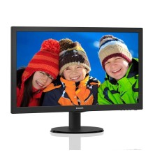 "Monitores PC PHILIPS V LINE 223V5LHSB2 LED 21.5"" FHD - HDMI"