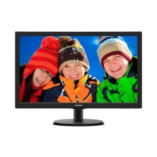 "Monitores PC LCD PHILIPS 223V5LSB 21.5"" FHD"