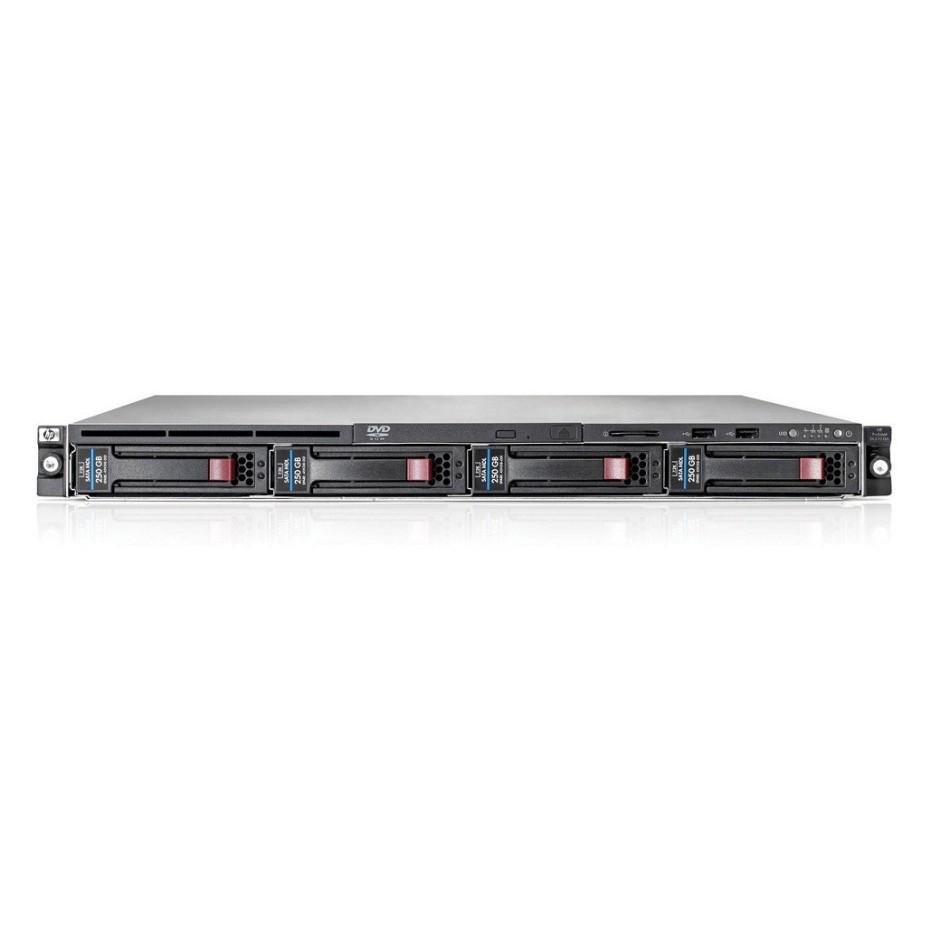 SERVIDOR HP PROLIANT DL 320 G6 RACK | Xeon E5606 2.13GHz | 6 GB Ram | Sin HDD | DVD