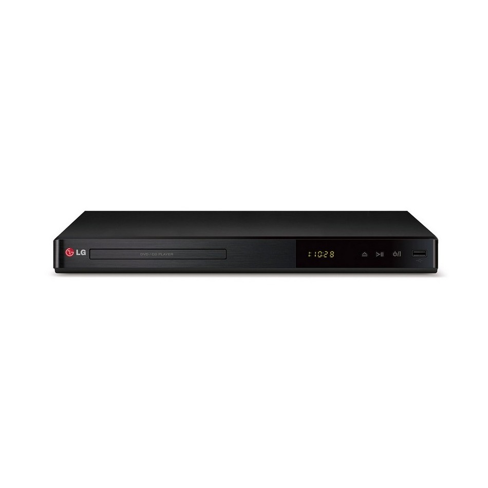 Reproductor Externo DVD LG DP542H - FULL HD