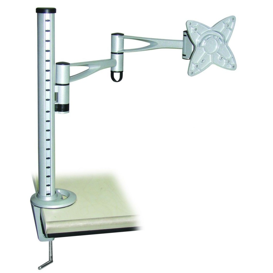 "Comprar Soporte de mesa (monitor / plasma / LCD / LED) 13""-27"" Plata - DB1023TN-S"