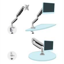 "Soporte de mesa (monitor / plasma / LCD / LED) 13""-32"" Plata - DB3032TNR-S"
