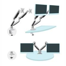 "Soporte de mesa 2 (monitor / plasma / LCD / LED) 13""-32"" Plata - DB3132TNR-S"