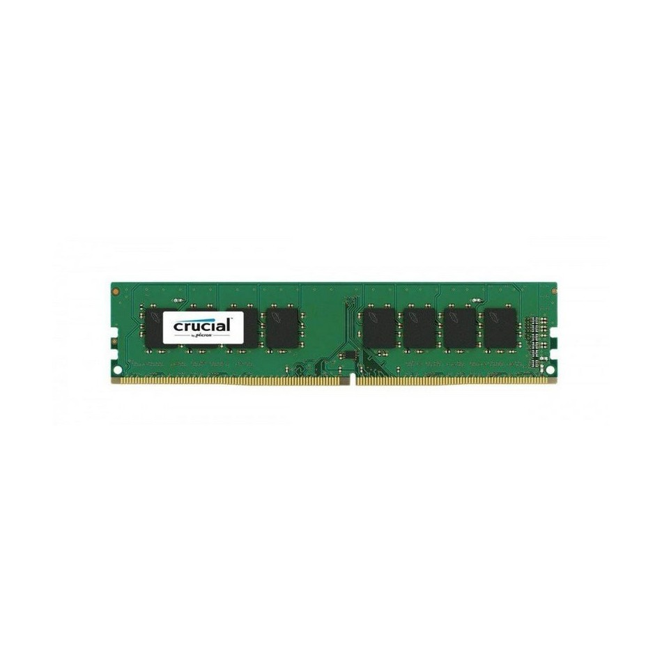CRUCIAL DIMM DDR4 8GB | 2400MHZ (PC4-19200) | CL17 DR