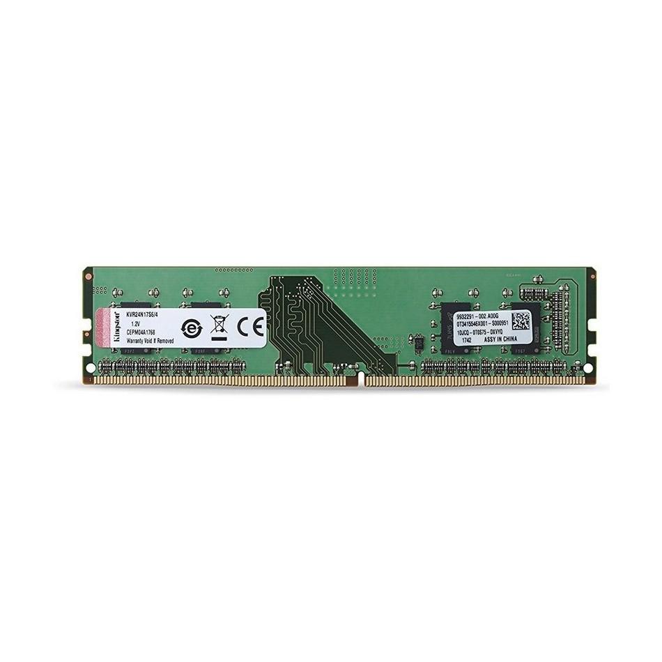 Comprar MEMORIA KINGSTON | DIMM DDR4 | 4GB | 2400MHZ | CL17