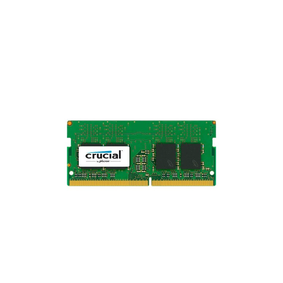 Crucial 16GB DDR4 2400 MHz SO-DIMM CL17 DR