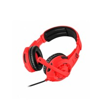 AURICULARES CON MICROFONO TRUST GAMING GXT 310-SG SPECTRA RED