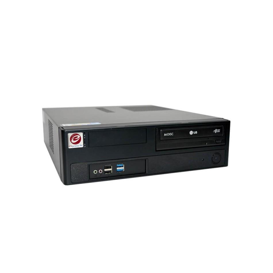 CLON SFF i7-4770 3.4 GHz   8 GB Ram   250 SSD   DVD-RW