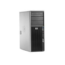 Estación de trabajo HP Z400 Xeon W3520 2.67GHz   8 GB Ram   250 HDD   GRAFICA QUADRO 1GB