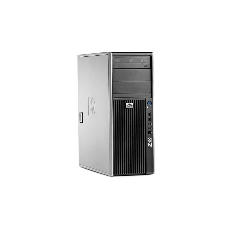 Comprar Estación de trabajo HP Z400 Xeon W3520 2.67GHz   8 GB Ram   500 HDD   GRAFICA QUADRO 2GB