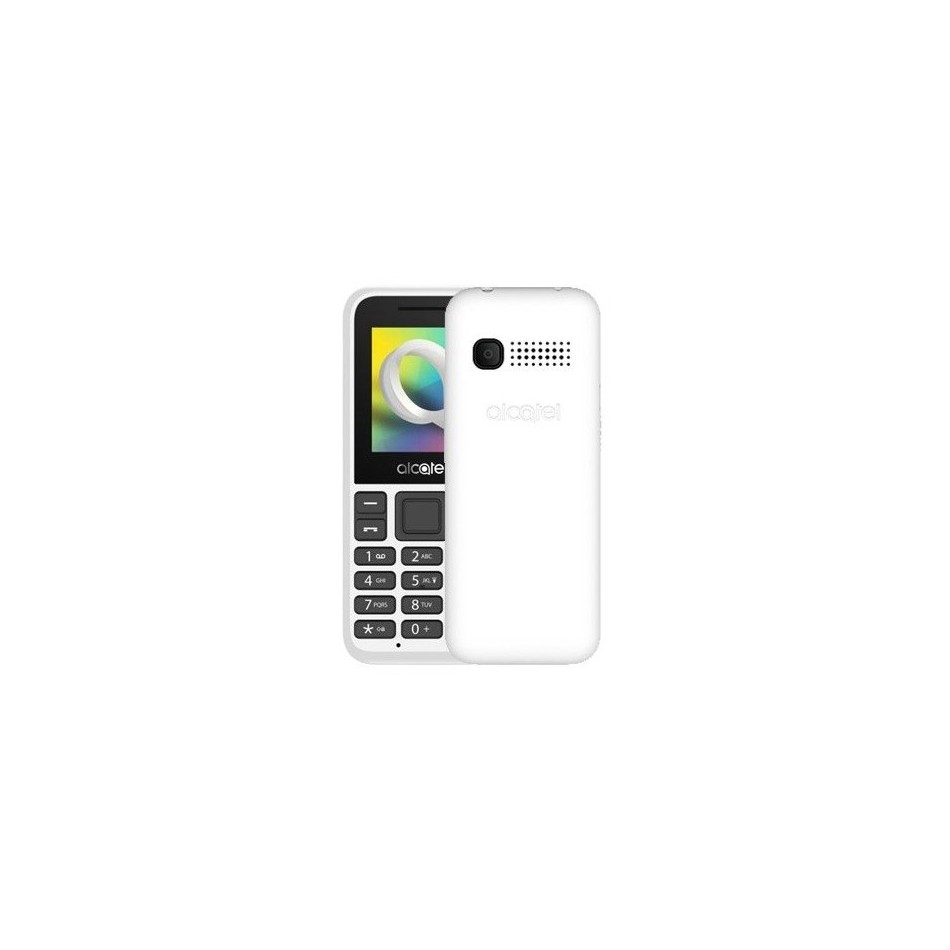 Comprar Moviles Baratos ALCATEL 1066D DUAL ALCATEL | Blanco
