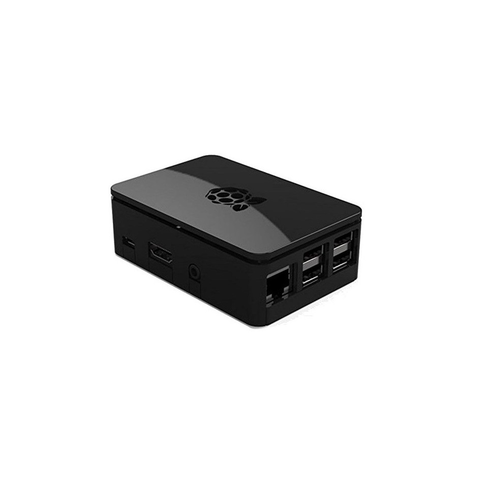 Comprar KIT RASPBERRY PI 3+MICRO SD32GB | CAJA NEGRA+F.A | Negro
