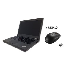 "LENOVO T440P i5 4200M 2.5GHz | 4 GB Ram | 320 HDD | Lcd 14"" + REGALO"