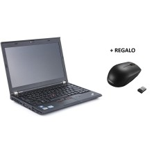 "Lenovo X230 i5 3320M 2.6GHz | 4 GB Ram | 320 HDD | Lcd 12.5"" + REGALO"