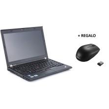 "Lenovo X230 i5 3320M 2.6GHz   4 GB Ram   320 HDD   Lcd 12.5"" + REGALO"