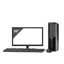 HP 8100 i5 660 3.3GHz | 4 GB Ram | 250 HDD | LECTOR | Lcd 20""