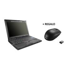 "LENOVO X201i i3 M370 2.4GHz | 4 GB Ram | 250 HDD | Lcd 12.1"" + REGALO"