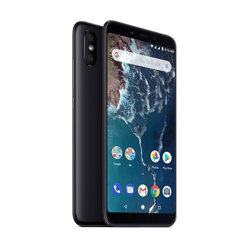 "XIAOMI MI A2 5,99""FHD 4GB/32GB 20/12MP DS BLACK"