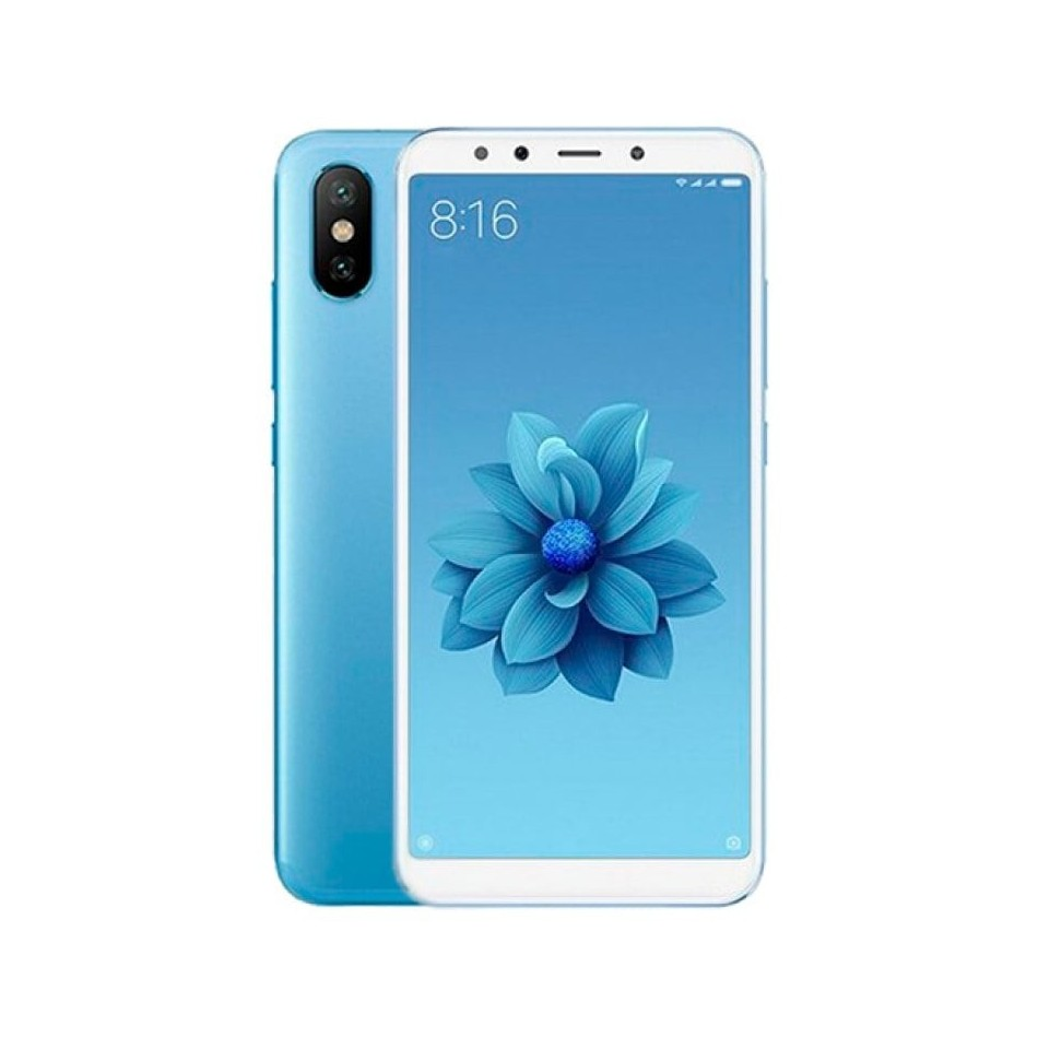"XIAOMI MI A2 5,99""FHD 4GB/64GB 20/12MP DS BLACK"