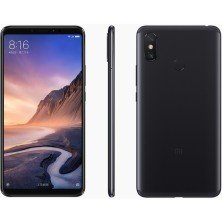 "XIAOMI MI MAX3  6,9""  4/64GB  8/12MP DS BLACK"