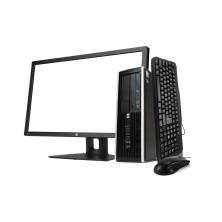 HP 8100 i5 650 3.2GHz | 4 GB Ram | 250 HDD | COA 10 HOME | REACONDICIONADO