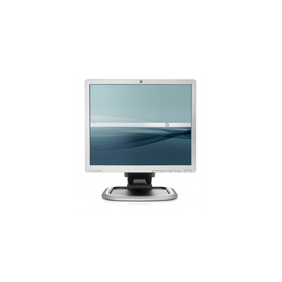 "Monitor HP LA1951G   DVI, VGA   Lcd 19"""
