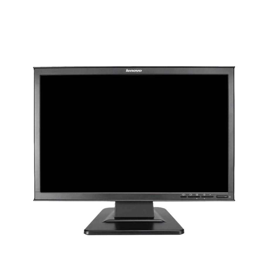 "Monitor Lenovo D221 | VGA, DVI | Lcd 22"" PANORAMICO"