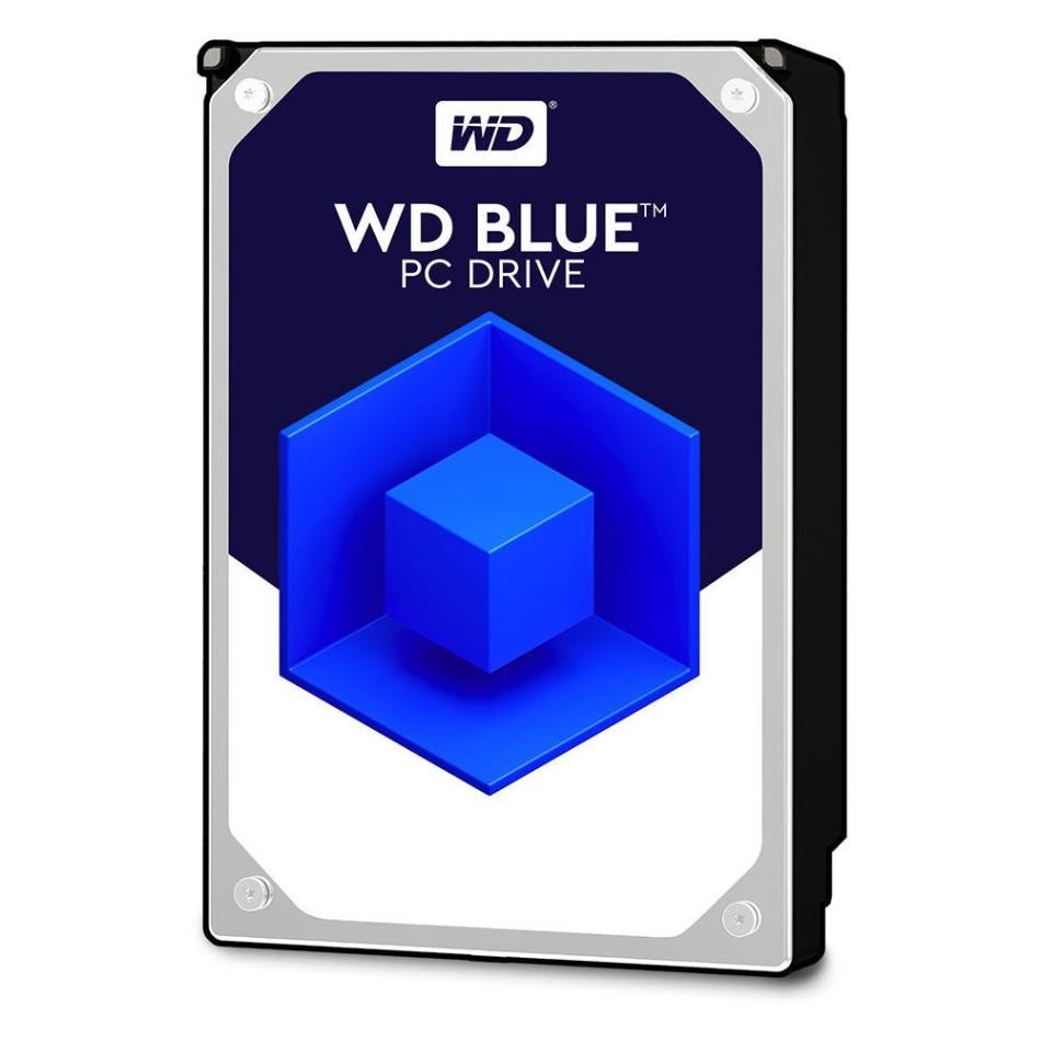 Disco Duro WESTERN DIGITAL WD 3.5'' 4TB SATA3 BLUE
