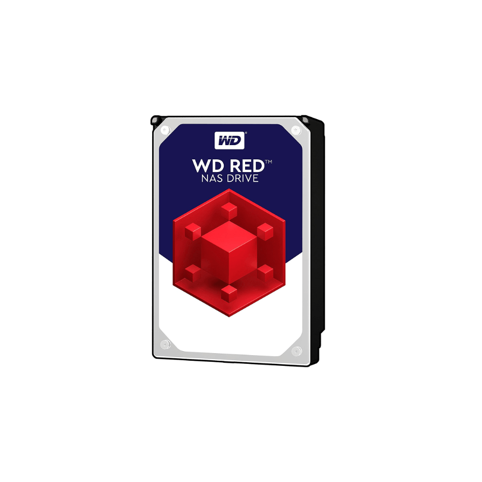 Disco Duro WESTERN DIGITAL WD NAS 3.5'' 1TB  SATA3 RED