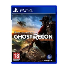 JUEGO SONY PS4 GHOST RECON WILDLANDS