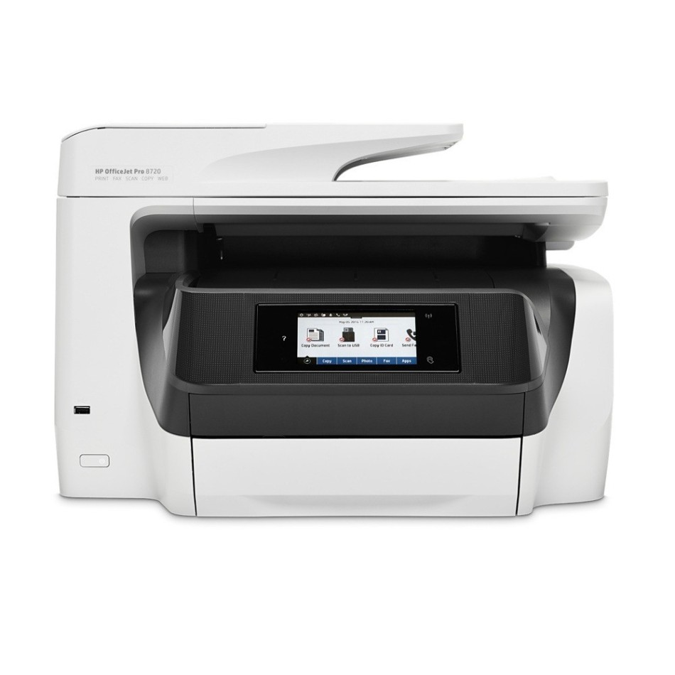 MULTIFUNCION HP WIFI CON FAX OFFICEJET PRO 8720 -