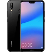 "HUAWEI P20 LITE 5.84"" FHD+ 64GB/4GB/16/16MP BLACK"