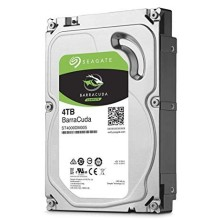 Disco Duro HDD SEAGATE 3.5'' 4TB 5900RPM 256MB SATA3 DESKTOP BARRACUDA