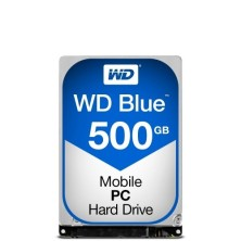 Disco Duro HDD WD 2.5'' 500GB 5400RPM 16MB SATA3 BLUE