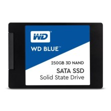"Disco Duro SSD WD 2.5"" 250GB BLUE 3D SATA3"