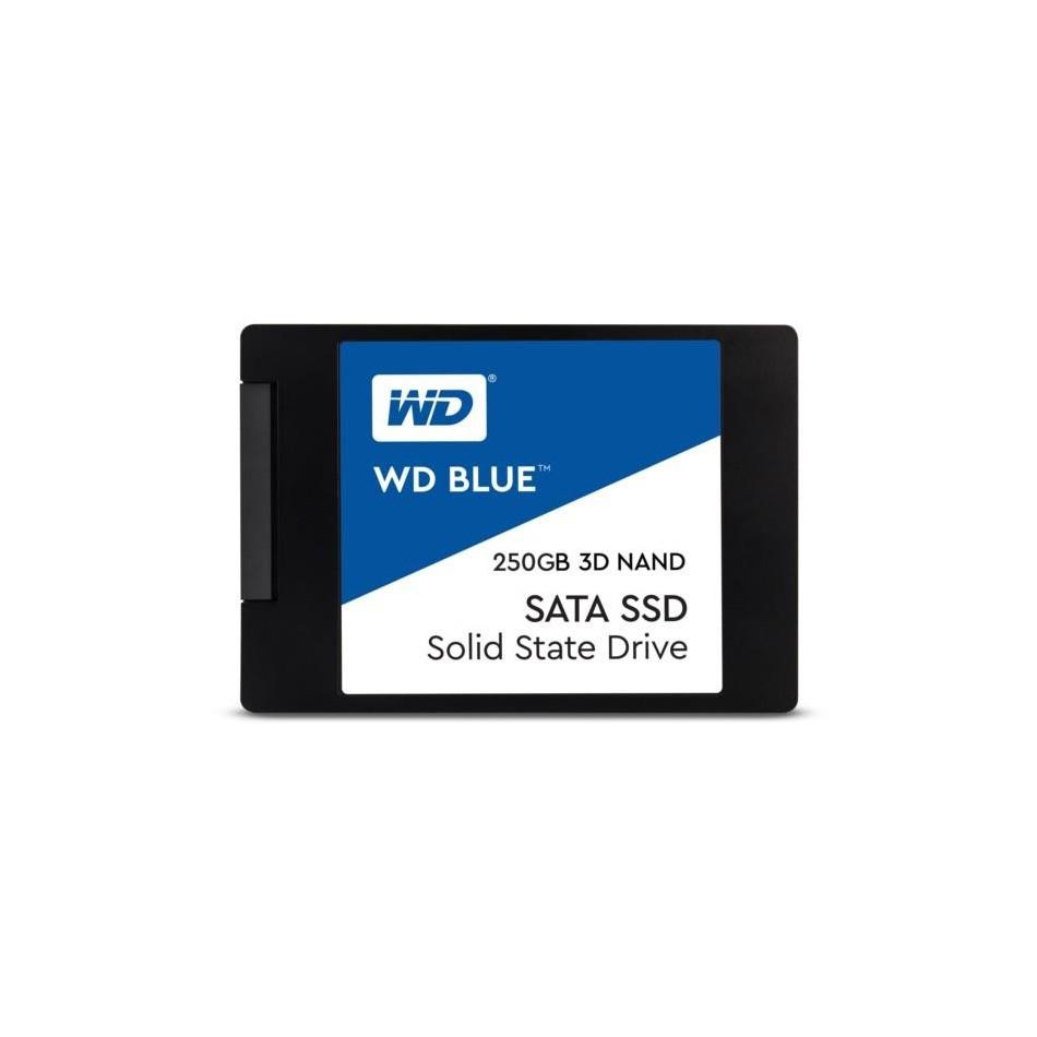 """Comprar Disco Duro SSD WD 2.5"""" 250GB BLUE 3D SATA3"""