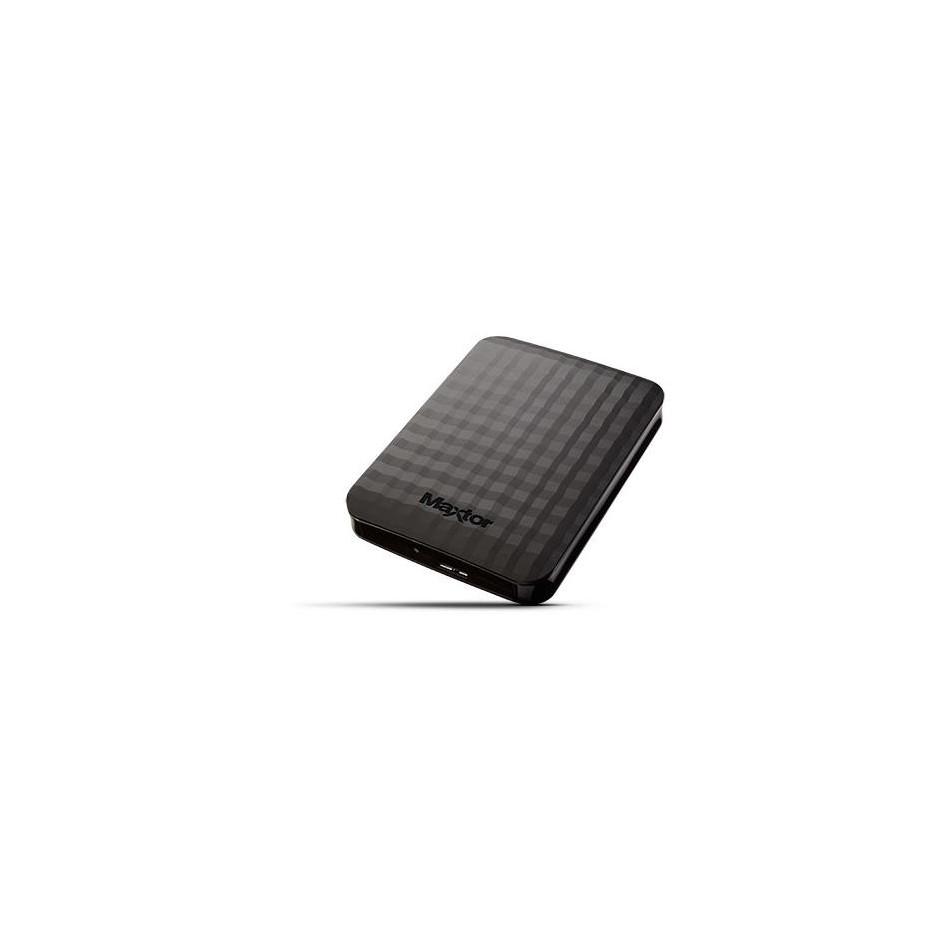Comprar Disco Duro HDD SEAGATE EXTERNO 2.5'' 2TB USB3.0 MAXTOR M3 NEGRO