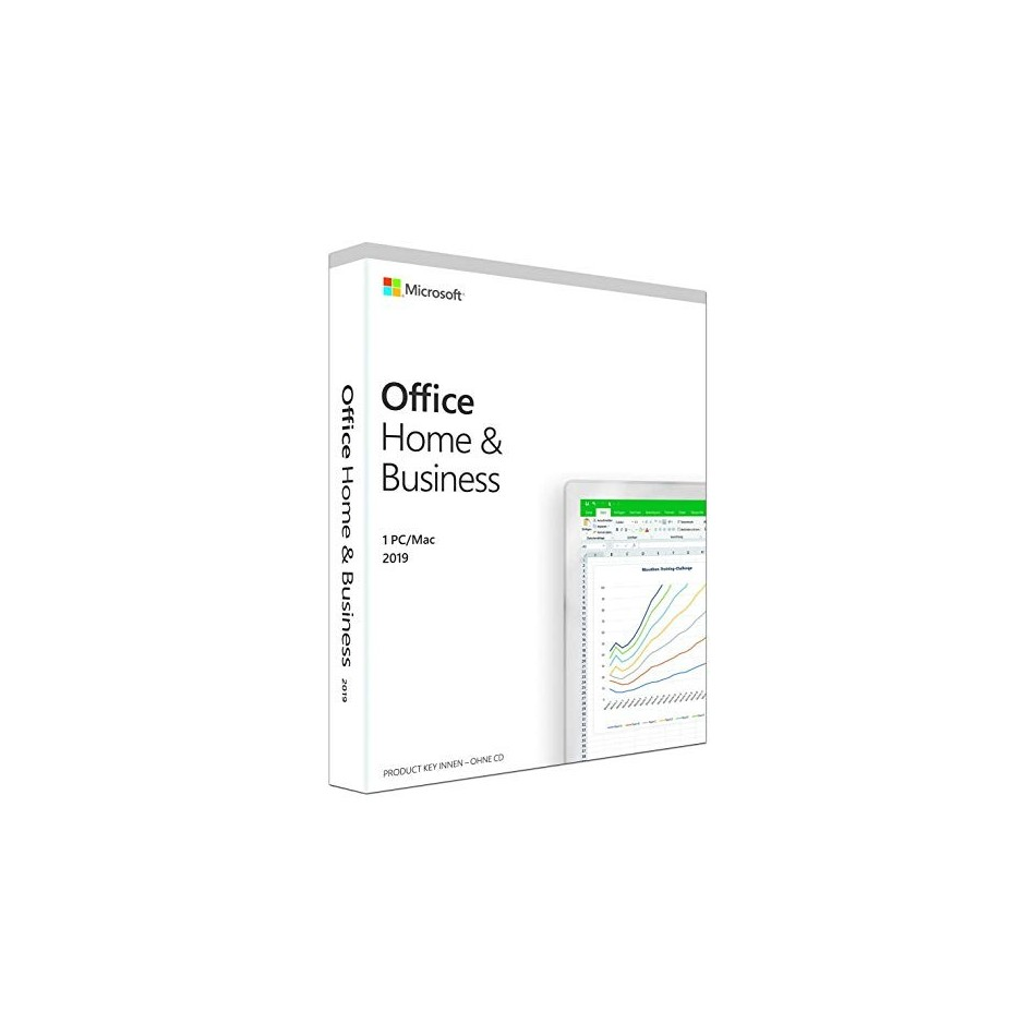 LICENCIA MICROSOFT OFFICE HOME & BUSINESS 2019