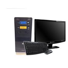 "HP PAVILION a6461, core 2 quad q6600, 2.4,  3 GB Ram  500 HDD + MONITOR 19"""