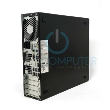 "HP 8300 i5 3470 3.2 GHz | 4 GB | 500 HDD | LECTOR + MONITOR 23"""