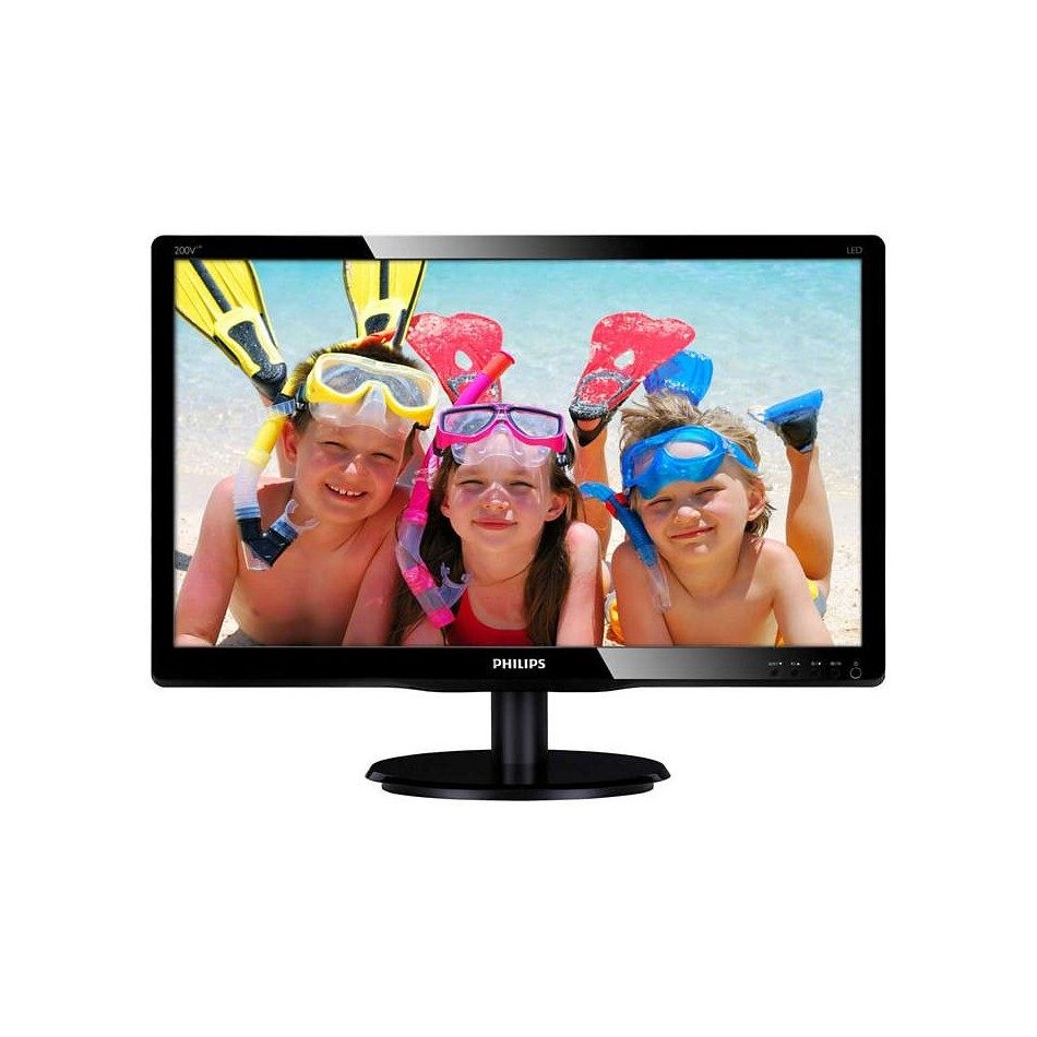 Comprar MONITOR MULTIMEDIA PHILIPS 223V7QHAB   21.5'  IPS  FULL HD   ALTAVOCES 2*2W   VGA   HDMI