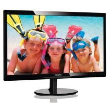 "Monitores PC LED PHILIPS 246V5LSB 24"" 16:9 FULLHD"