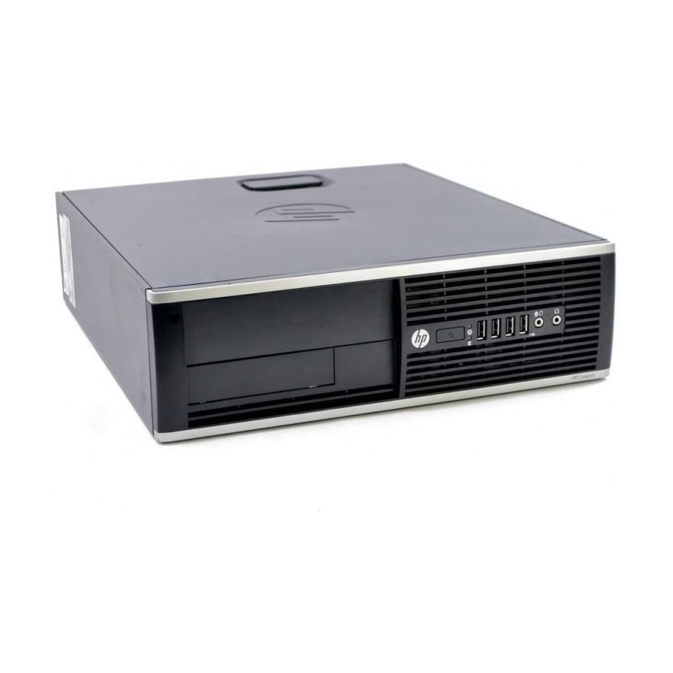 Comprar HP 8300 SFF i5 3470 3.2 GHz   8 GB   480 SSD   WIN 10 PRO