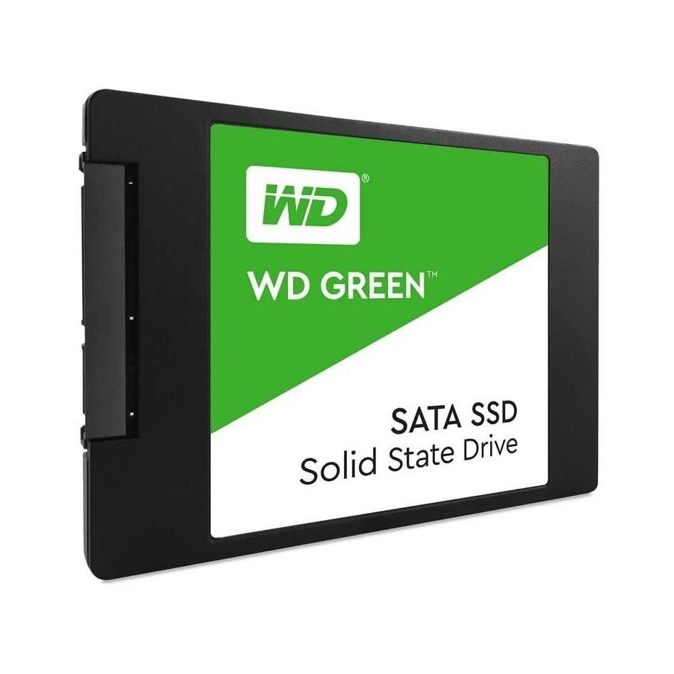 Comprar DISCO SÓLIDO WESTERN DIGITAL GREEN WDS100T2G0A   1TB   SATA III   2.5'