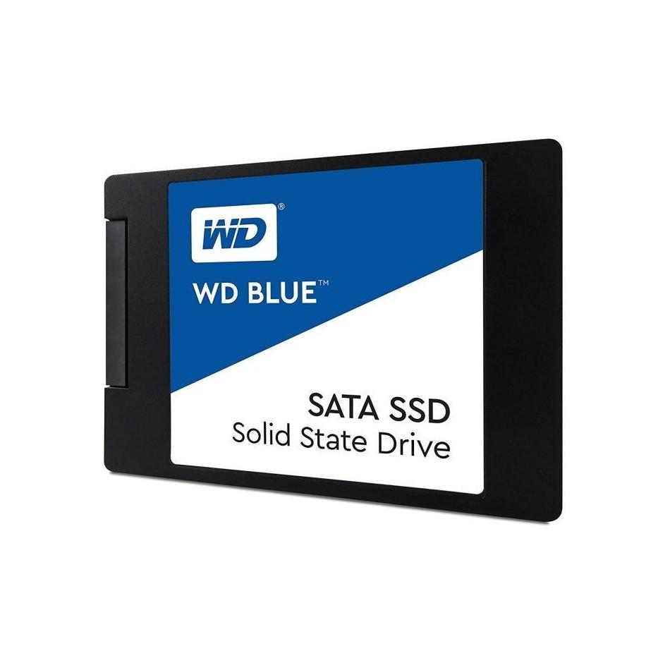 Comprar DISCO SÓLIDO WESTERN DIGITAL BLUE 3D NAND 500GB   SATA III   2.5'