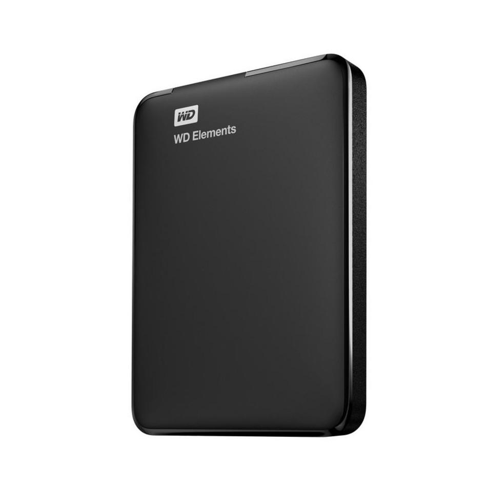 Comprar DISCO DURO EXTERNO WESTERN DIGITAL 1TB ELEMENTS PORTABLE  2.5'  USB 3.0   NEGRO
